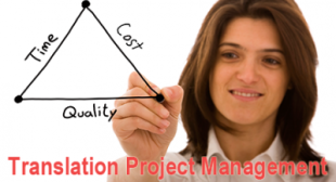 Cost, Quality And Time: The Triad Of Translation Project Management