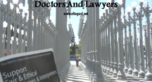 Why Translators And Interpreters Compare Themselves To Doctors And Lawyers