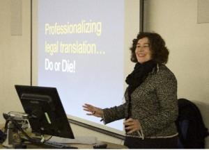 Becoming a Legal Translator