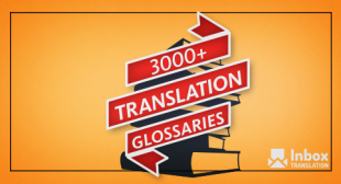 3000+ Translation Glossaries